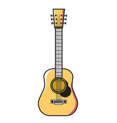 Guitar-acoustic vector
