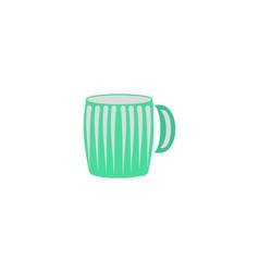 Mug Icon vector image