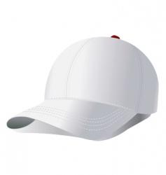 vector baseball cap vector image vector image