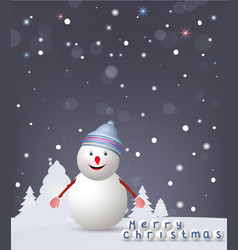 christmas greeting cards celebration background vector image