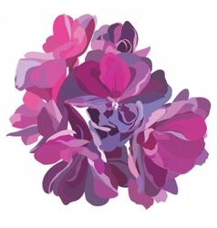 Spring Summer Flower vector image