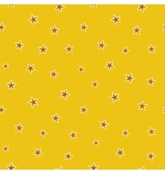 Star chaotic seamless pattern 1512 vector
