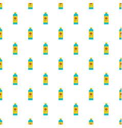 liquid protein pattern seamless vector image