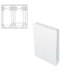 Shopping Bag template vector image