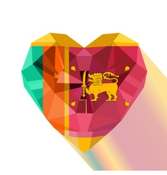 heart57 vector image