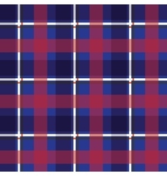 Plaid seamless texture vector image