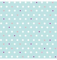 Seamless pattern wallpaper vector image