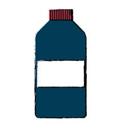 bottle medicine pharmacy hospital image vector image