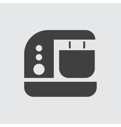 Mixer icon vector image