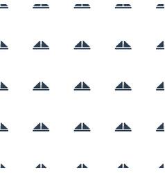 Chichen itza icon pattern seamless white vector