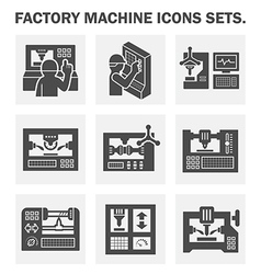 Machine Icon vector image
