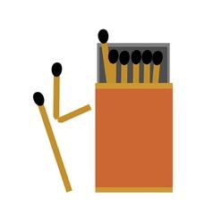 match box vector image
