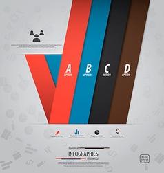 infographics design 11 vector image