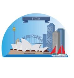 Sydney vector