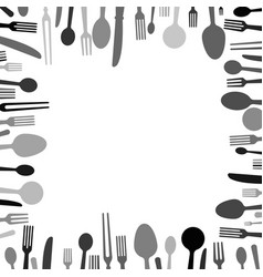 a blank for printing menus and napkins for a bar vector image
