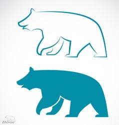 Image of an bear vector
