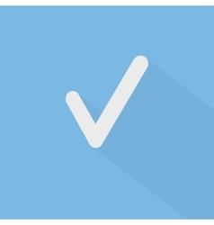 Check Symbol vector image