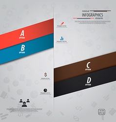 infographics design 12 vector image