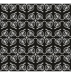 Victorian texture 3 vector image vector image
