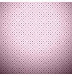 Pink and white cloth texture background vector