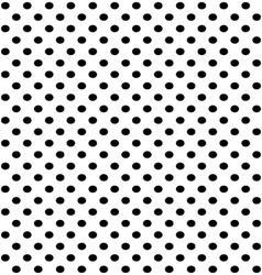 Black dots vector