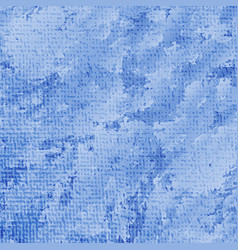 blue background with spots and stains vector image