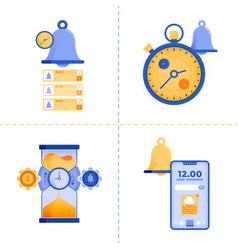 logo symbol designs for time business 40 vector image