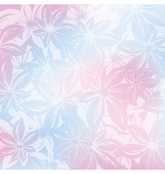 floral background design vector illustration vector image vector image