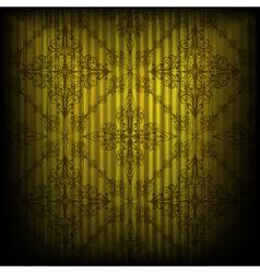 shadow wallpaper vector image vector image