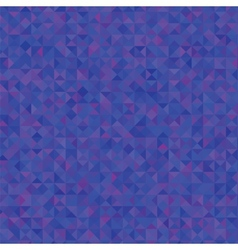 Abstract Polygonal Blue Background vector image vector image
