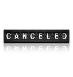 Canceled message vector