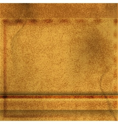 abstract brown leather background vector image