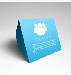 modern design business background vector image