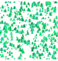 Seamless random christmas background decoration vector