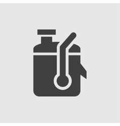 Juicer icon vector image
