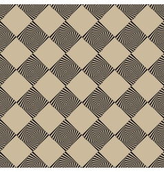 abstract seamless pattern checkered eps10 vector image vector image