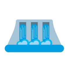 Hydroelectricity power station alternative energy vector