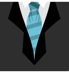 man suit design vector image