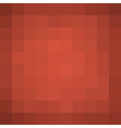 pixel red light effect vector image