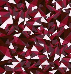 Ruby polygon vector