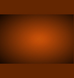 black and orange abstract background vector image vector image