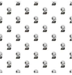 webcam pattern seamless vector image vector image