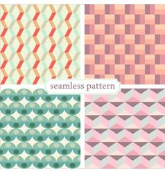 seamless pattern set1 vector image