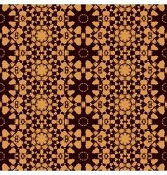 Seamless Design Based on Rorschach inkblot test vector