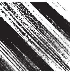 Distress Striped Diagonal Texture vector image