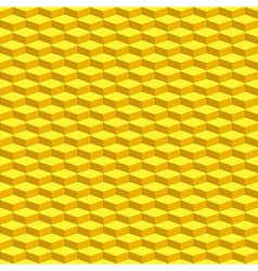 Parallelepiped pattern vector image vector image