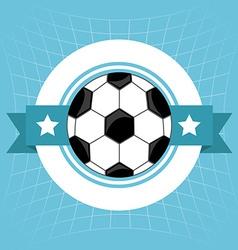 emblem sport vector image