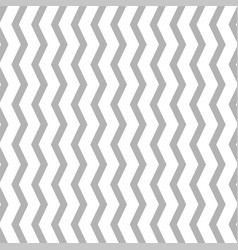 seamless vertical zigzag pattern - striped vector image