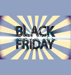 Black friday sale caption background sale for vector