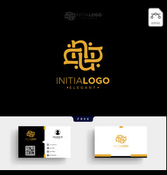 Gold luxury and premium initial n logo template vector